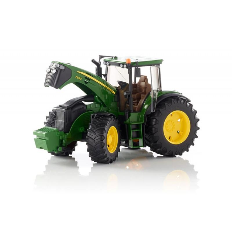 traktor john deere 7930. Black Bedroom Furniture Sets. Home Design Ideas