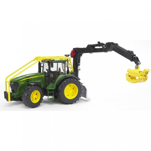 JOHN DEERE 7930-model traktoru lesní speciál
