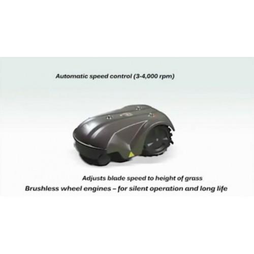 Stiga Autoclip 720 S robotická sekačka