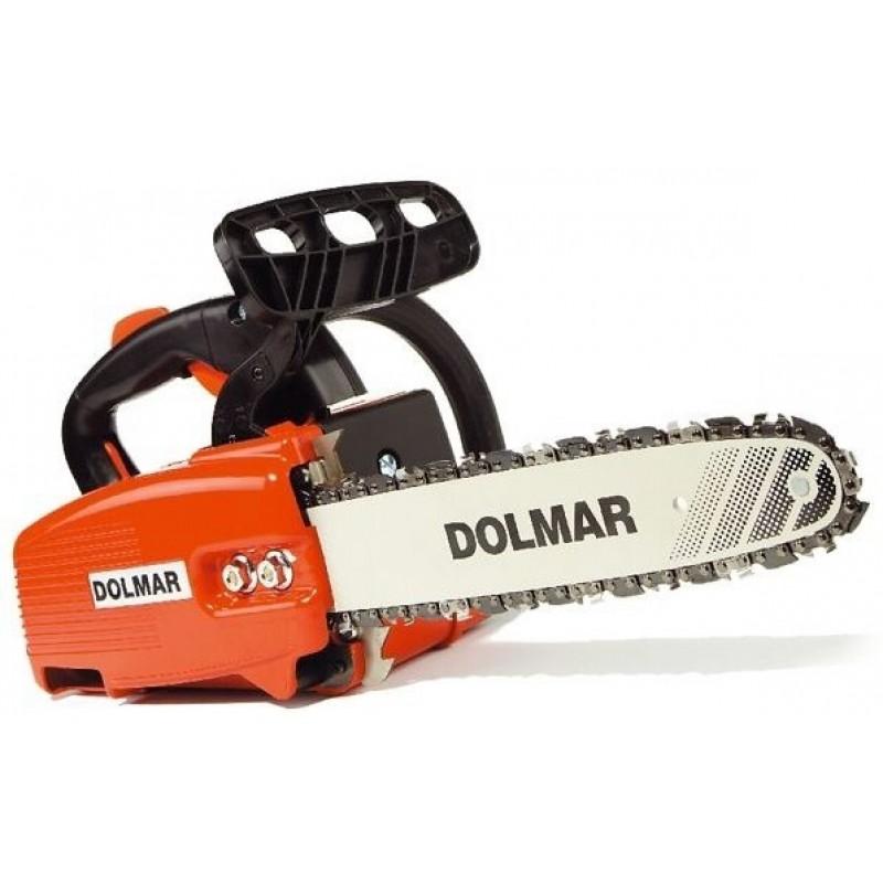 DOLMAR PS 3410 TH benzínová motorová řetězová jednoruční pila 5957f1c6c49